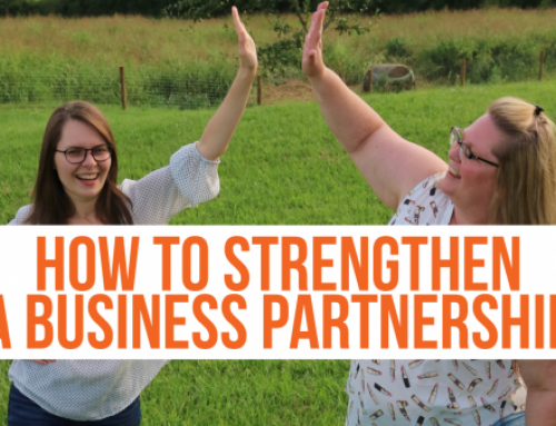 How to Strengthen Business Partnership
