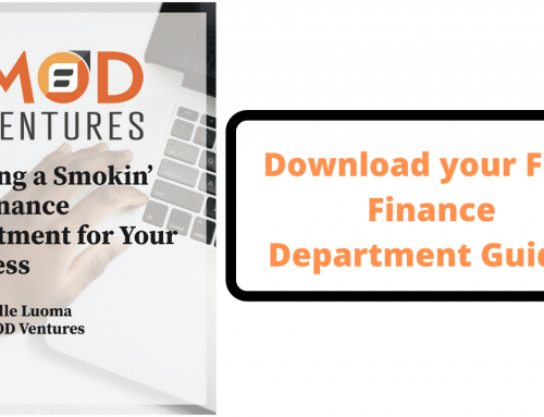 Want to Improve Your Finance Department?