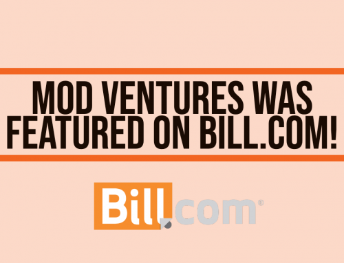 MOD Ventures Featured on Bill.com!