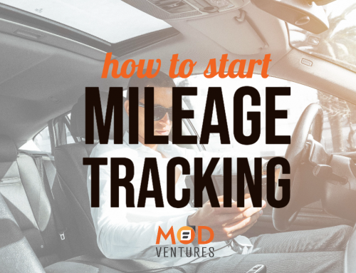 Start Mileage Tracking in 2020