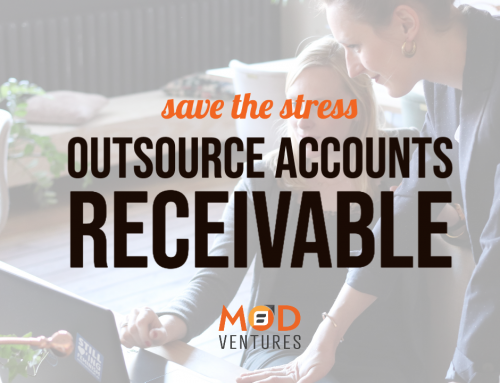 Save the Stress; Outsource Accounts Receivable
