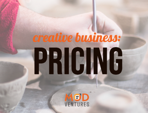 Setting Prices in a Creative Business
