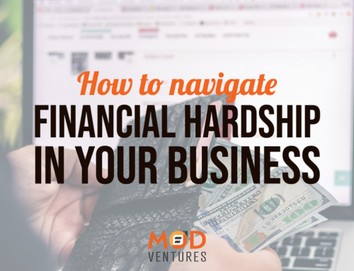 How to Navigate Financial Hardship in your Business