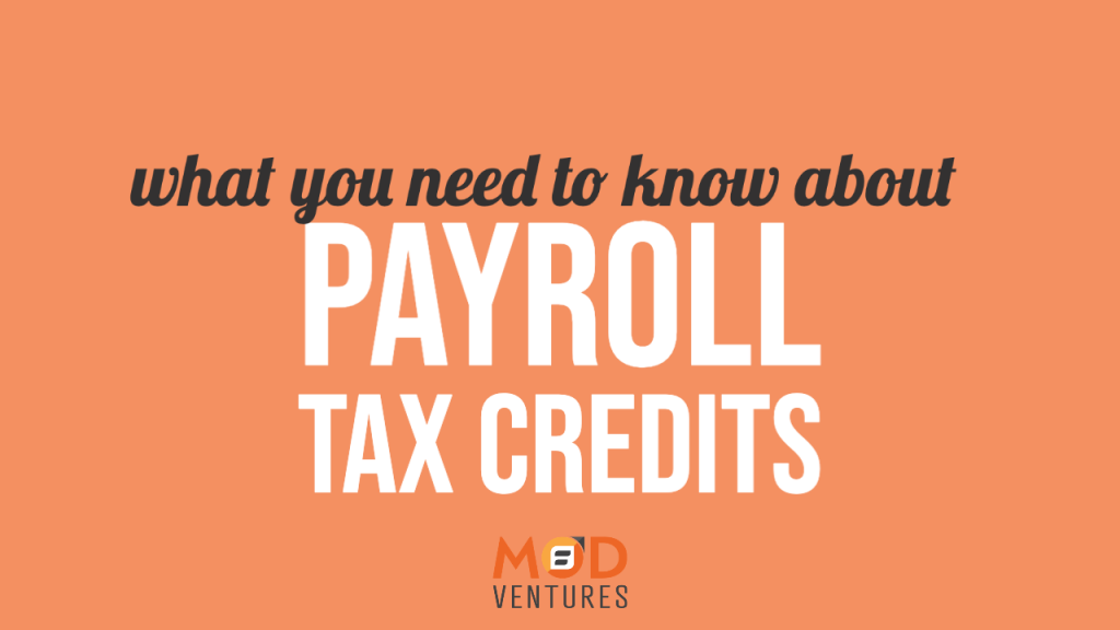 Payroll tax credits