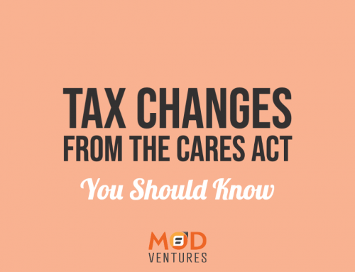 Tax Changes from the CARES Act You Should Know