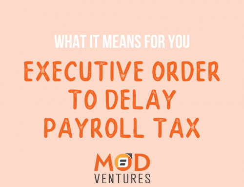 Executive Order to Delay Federal Payroll Tax