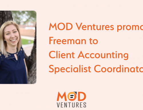 MOD Ventures promotes Freeman to Client Accounting Specialist Coordinator