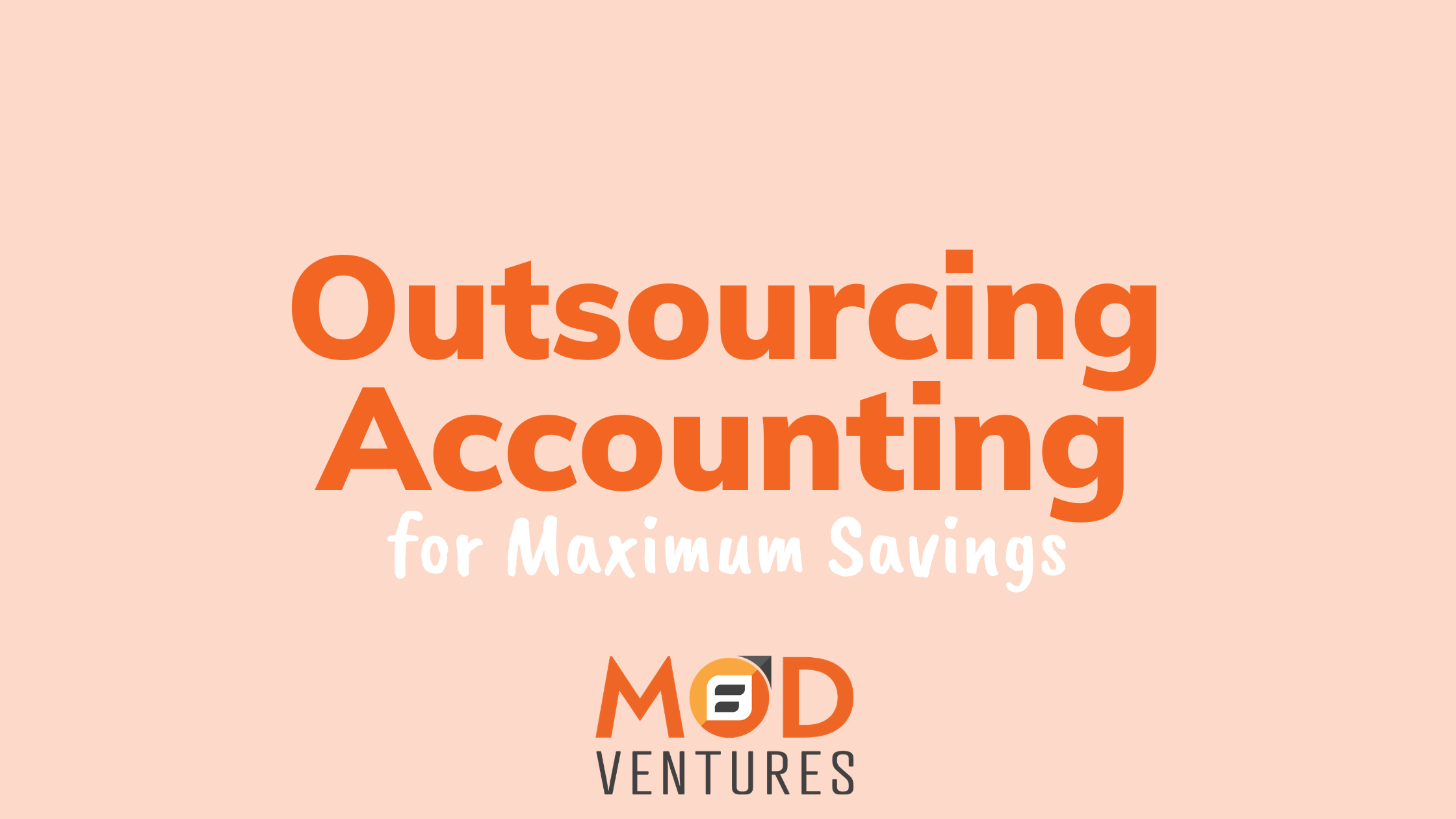 Outsource Accounts Payable and Receivable